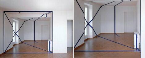 تصاویر جالب طراحی با استفاده از خطای دید