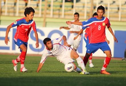 شکست تیم ملی نوجوانان مقابل ازبکستان / اخبار ورزشی