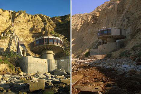 عکس های عجیب ترین خانه های جهان