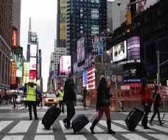 طوفان سندی بازار آمریکا را کساد نمود/ بورس آمریکا تعطیل شد