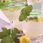 نوشیدنی نعنا و لیمو