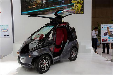 """خودروی جدید تویوتا با نام """" حشره """" + عکس"""