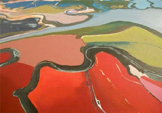 سرزمین زیبای رنگ ، آب و نمک