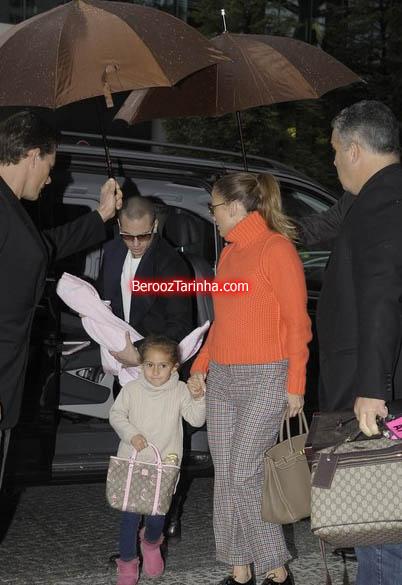 جنیفر لوپز با همسر و فرزندانش در برلین (عکس های جدید) – جديدترين ...
