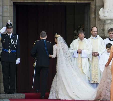 new07 343 یک ازدواج سلطنتی دیگر در اروپا (+عکس)