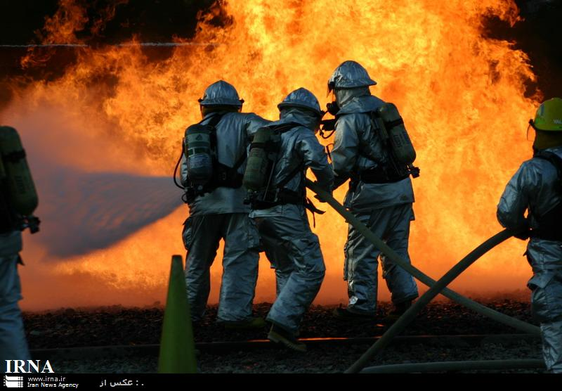 مشاغل آتش نشانی در زمره مشاغل سخت و زیان آور قرار خواهد گرفت