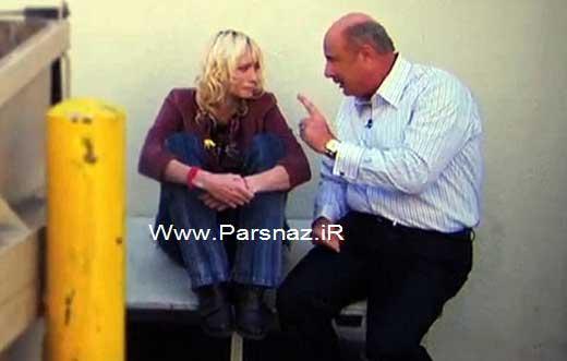 www.parsnaz.ir - زندگی یک مانکن معروف پس از اعتیاد به شیشه + عکس
