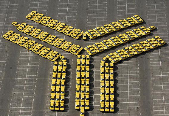 خودرو: انتقادتاکسیرانان از بی توجهی دولت، دوشنبه ۱ آبان ۹۱