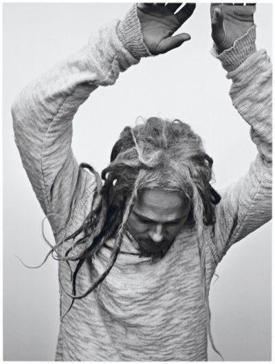 پرتره هنری از برد پیت