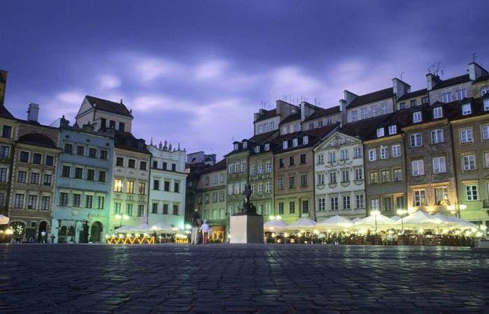 عکس هایی از زیبایی شگفت انگیز لهستان