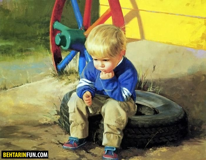 زندگی کودکان