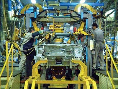 اخبار خودرو:جدول جزئیات افزایش قیمت مواد اولیه خودرو، ۲ آبان ۹۱