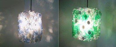 روش های خلاقانه استفاده از بطری های پلاستیکی