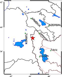 سیه چشمه در آذربایجان غربی لرزید+جزئیات