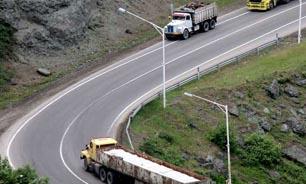 ممنوعیت تردد در محورهای هراز- فیروز کوه اعمال شد