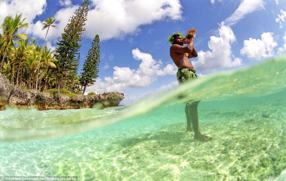 تکنیک های عجیب و غریب ماهیگیران اهل کالدونیا