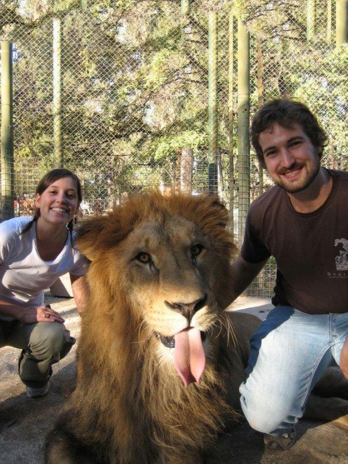 عکس های باغ وحش بسیار هیجان انگیز