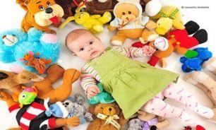 اسباب بازی های ساده را برای کودکان خود انتخاب کنید