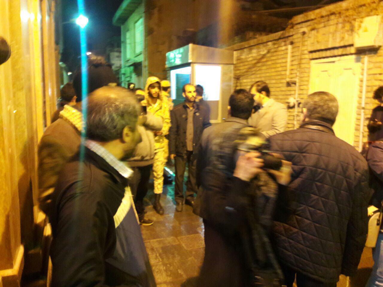 تصاویر : خانه آیت الله هاشمی رفسنجانی هم اکنون
