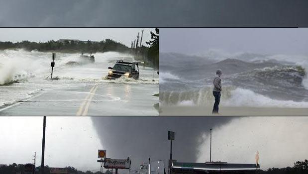 افزایش کشته های طوفان سندی iبه ۱۰۱تن