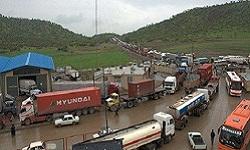 هیچ محموله یا کامیون معطلی پشت مرزها نداریم