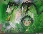 آثار دو هنرمند سرشناس ایرانی در پاریس