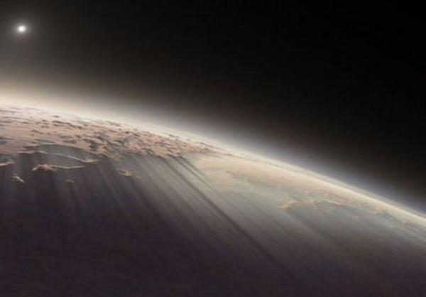 تا حالا طلوع خورشید را از مریخ دیدی؟!
