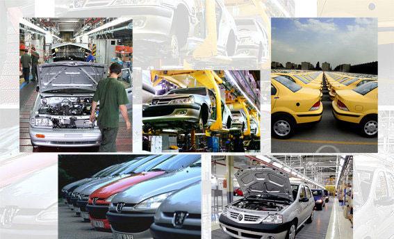 مقایسه قیمت بازار و قیمت مصوب خودروهای پر تیراژ