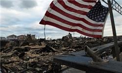 تصاویری از قبل و بعد طوفان سندی در نیویورک