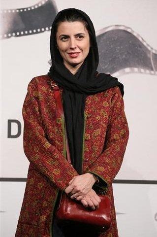 حضور لیلا حاتمی، داور ایرانی در جشنواره فیلم رم +تصاویر