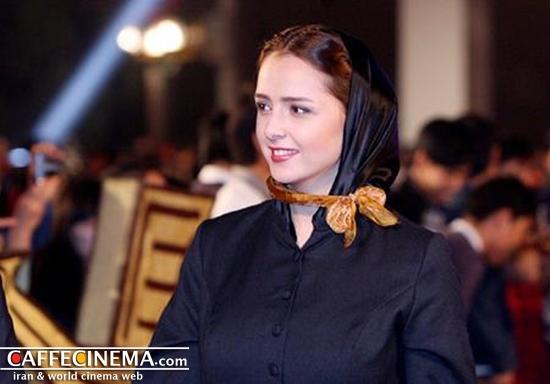 ترانه و همسرش علی منصور