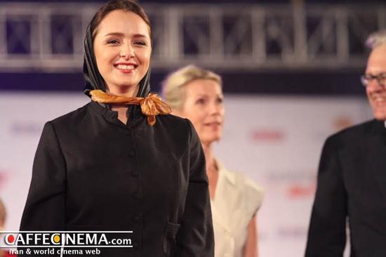 ترانه علیدوستی و همسرش علی منصور
