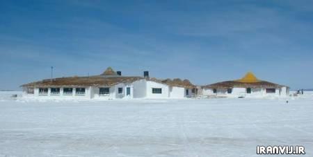 هتل قصر نمک ش.ر ترین هتل دنیا