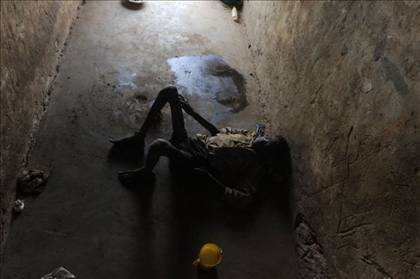 تصاویر زندان مرگ