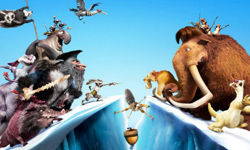 انیمیشن «عصر یخبندان 4» به شبکه نمایش خانگی آمد