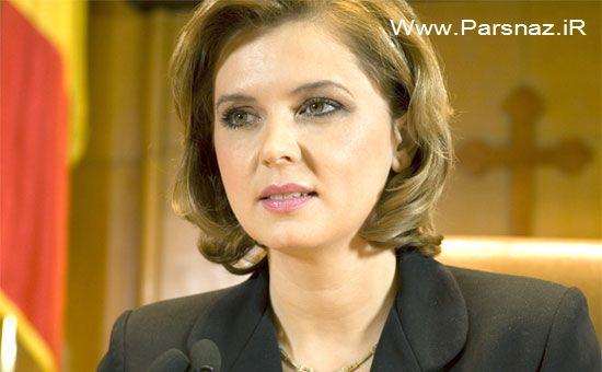 www.parsnaz.ir - خانم ملکه زیبایی که رئیس مجلس شد (عکس)