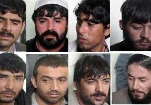 ۱۴ مجرم علی رغم دخالت های اروپا در افغانستان اعدام شدند+ تصاویر