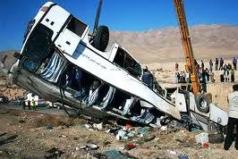 افزایش ۳۷ درصدی متوفیان حوادث رانندگی درخراسان شمالی