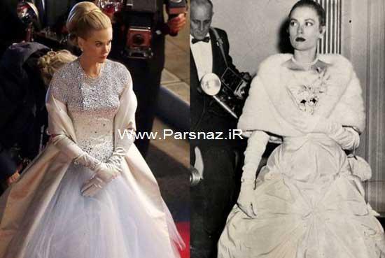 www.parsnaz.ir - نیکول کیدمن در نقش یکی از جذاب ترین زنان تاریخ (عکس)