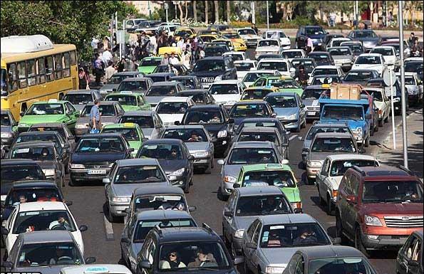 اعمال محدودیتهای ترافیکی در روز هشتم محرم در شهر زنجان