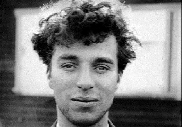 عکسی از دوران جوانی (۲۷ سالگی) چارلی چاپلین