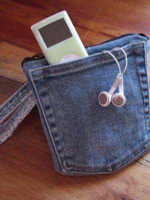 روش های استفاده از لباس های لی و جین قدیمی