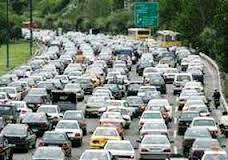 ممنوعیت تردد در محور هراز – فیروزکوه