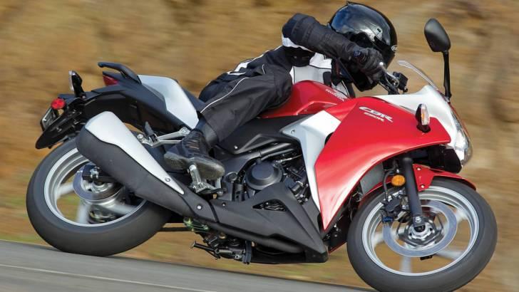 فراخوان هوندا برائ موتور سیکلت های CBR250