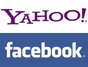 یاهو و فیس بوک