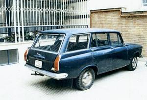 خودروهای دکتر شریعتی و مصدق+عکس