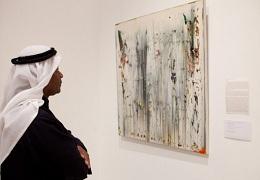 حراج هنر معاصر ایران و عرب در کویت
