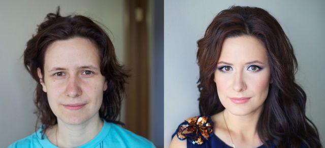 عکس های جالب و زیبا بهترین لوازم آرایش بهترین آرایش صورت آموزش زیبایی آموزش آرایش صورت