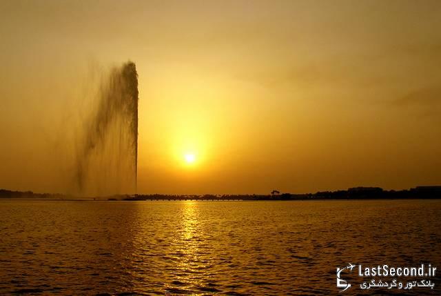 زیباترین فواره ها و آب نماهای جهان