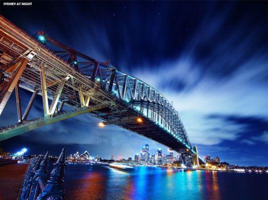 زیبایی بی همتای سیدنی ، استرالیا